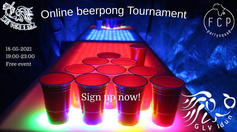 Online Beerpong Tournament