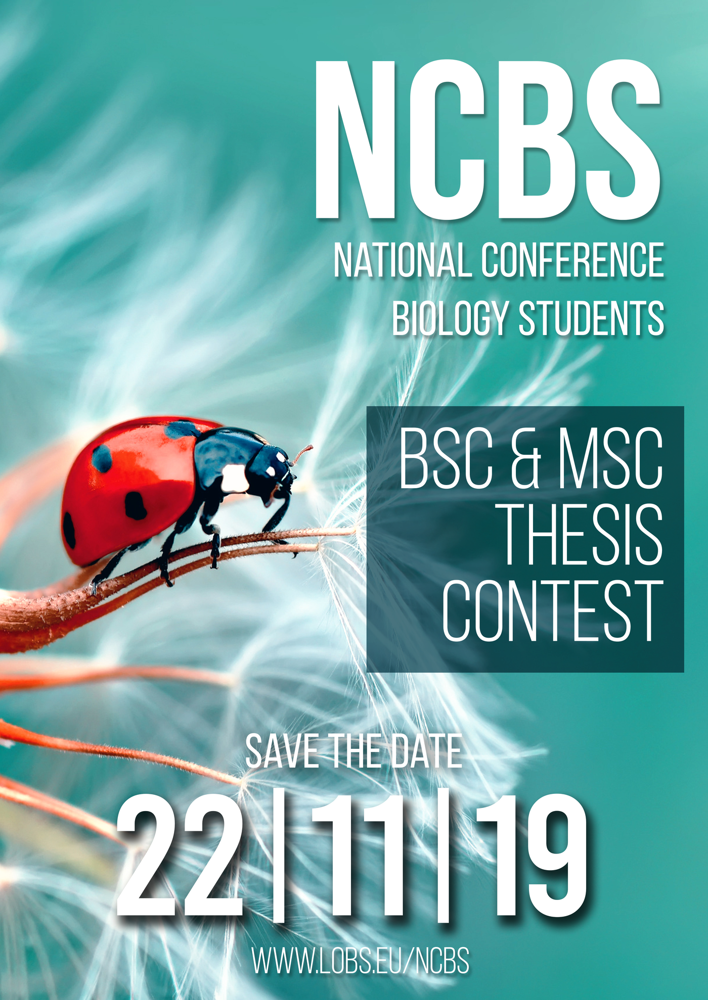 National Conference Biology Students 2019