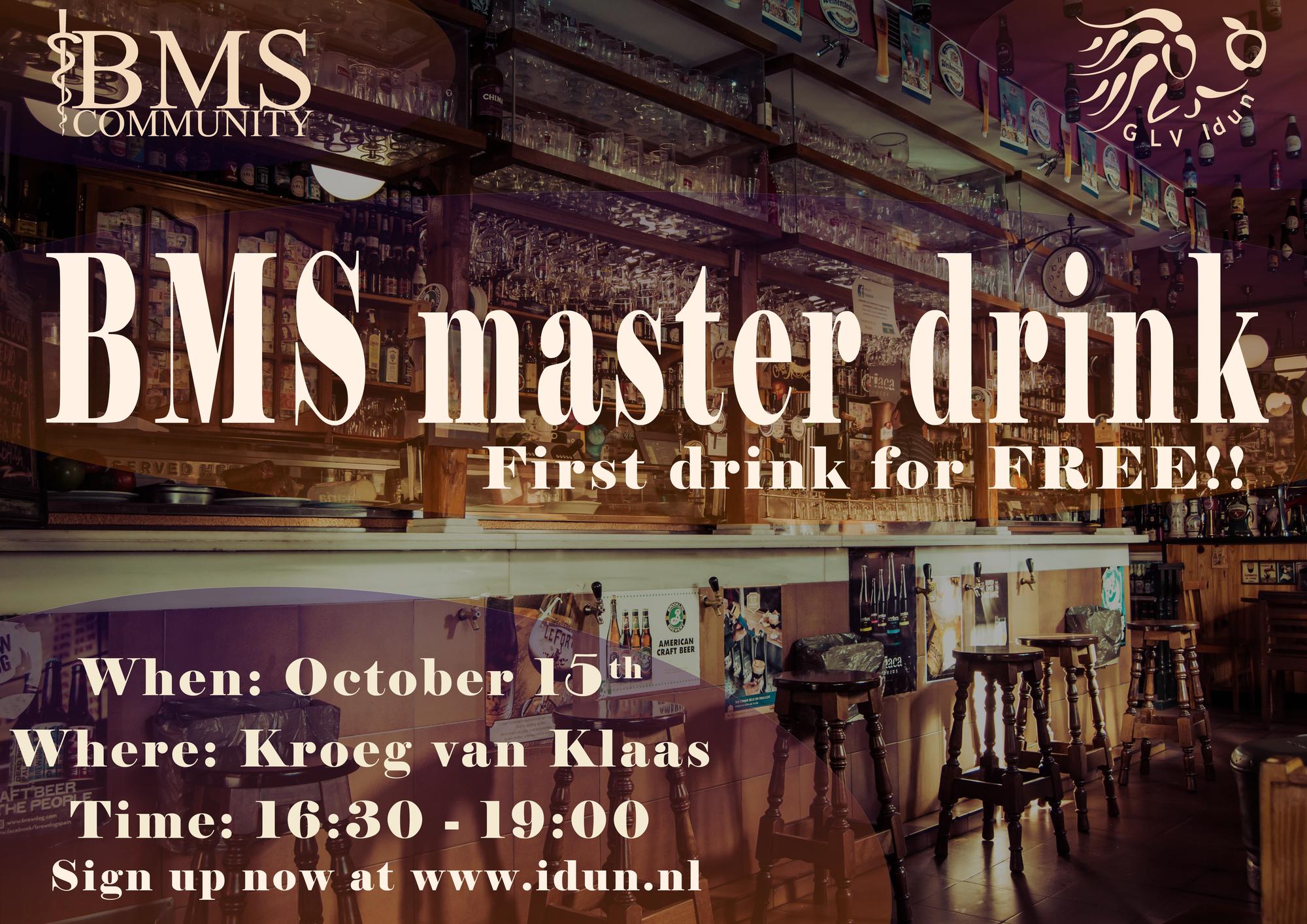 BMS Master Drink