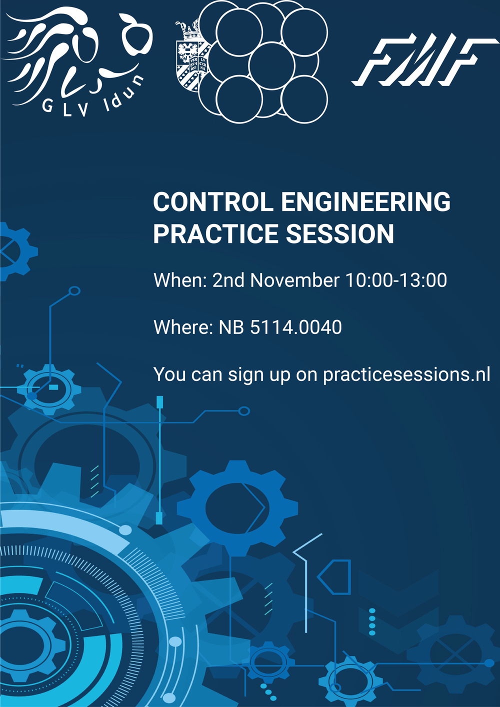 Exam Support Session Control Engineering for BME