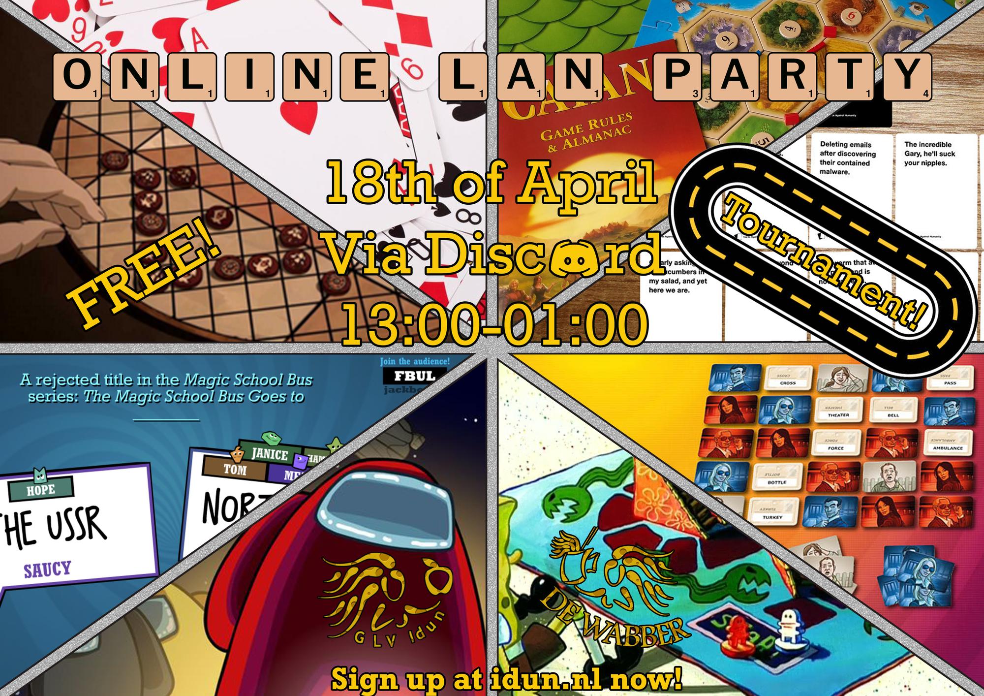 Online Lan Party