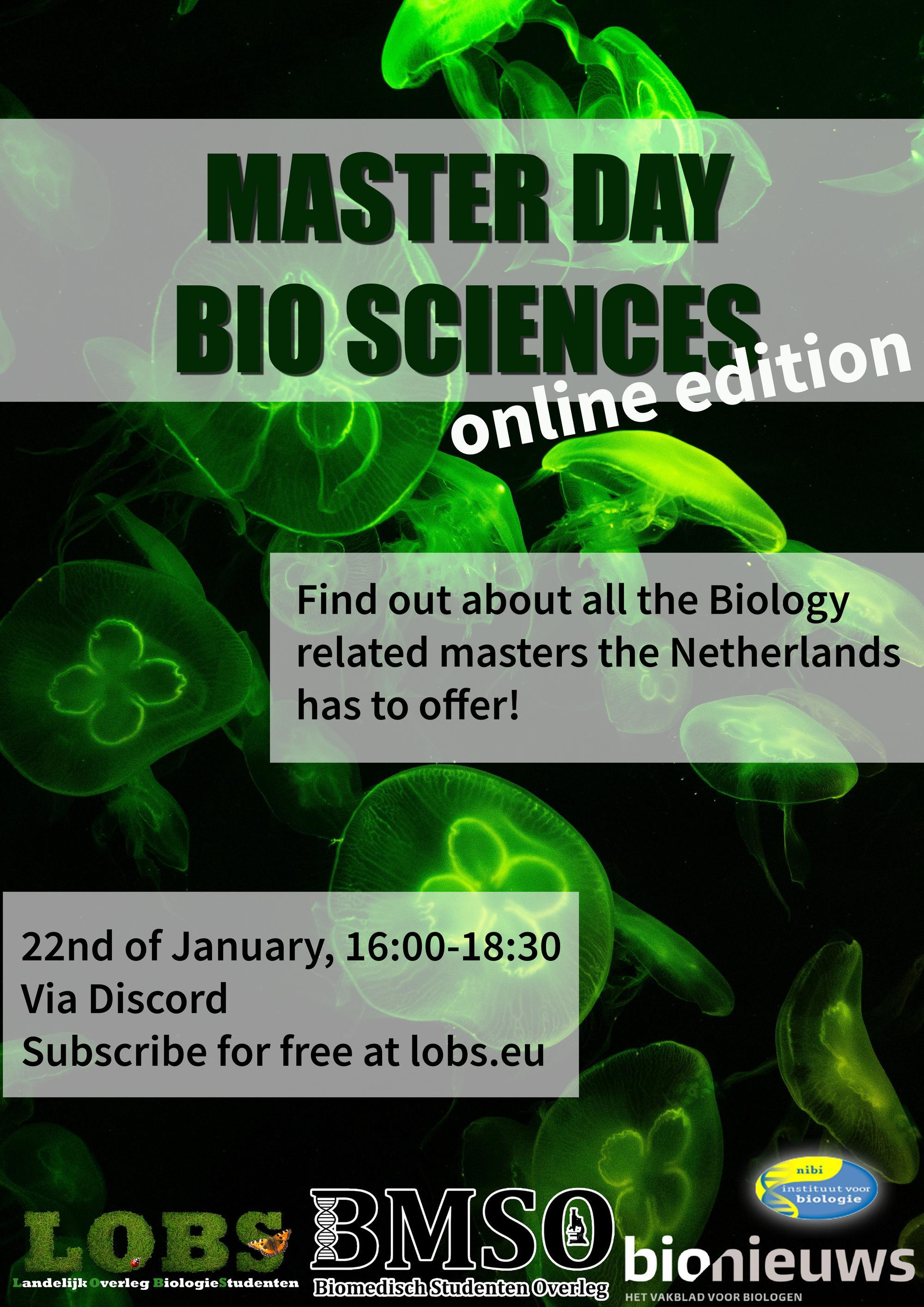 Masterday Biosciences
