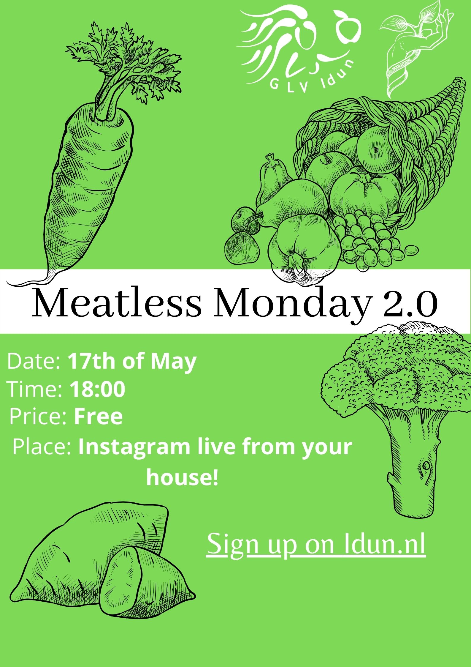 Meatless Monday 2.0