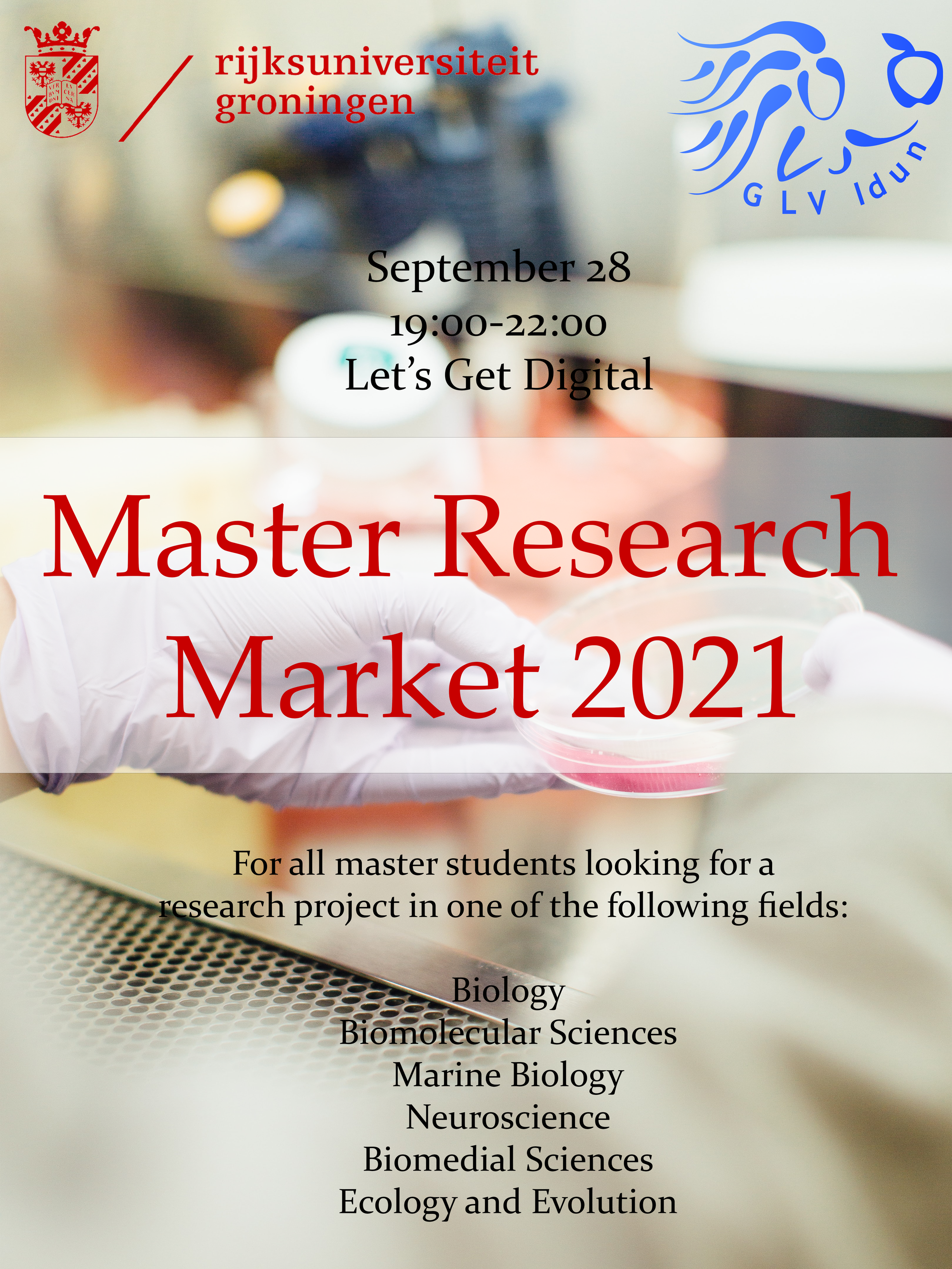 Master Research Market