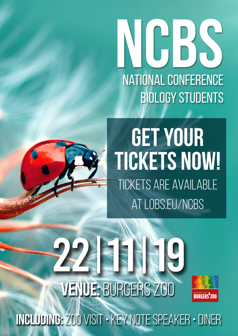 NCBS: tickets now for sale!
