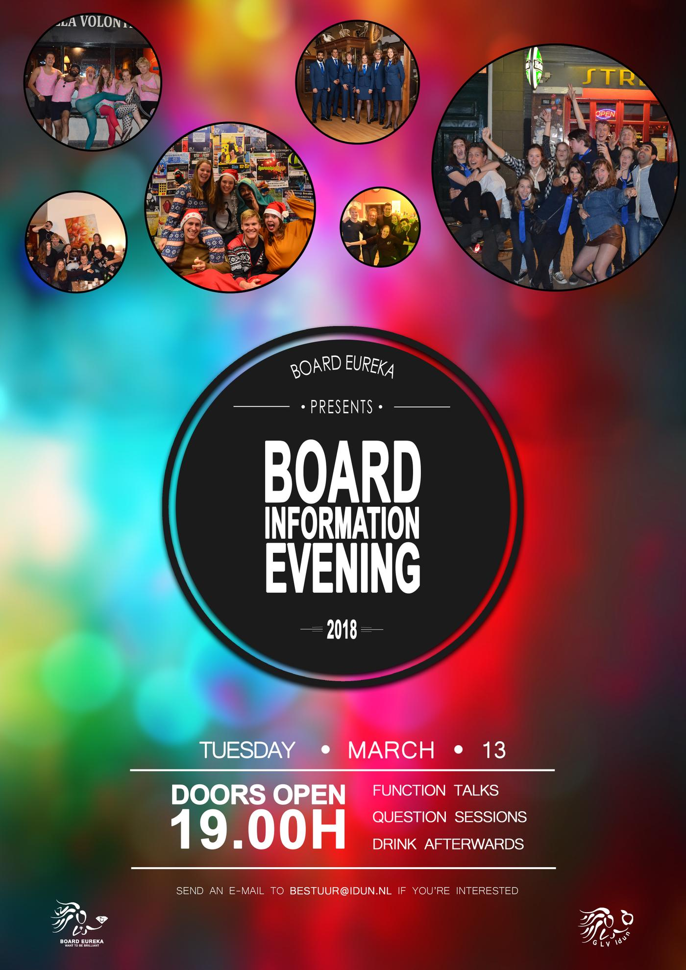 Board Information Evening