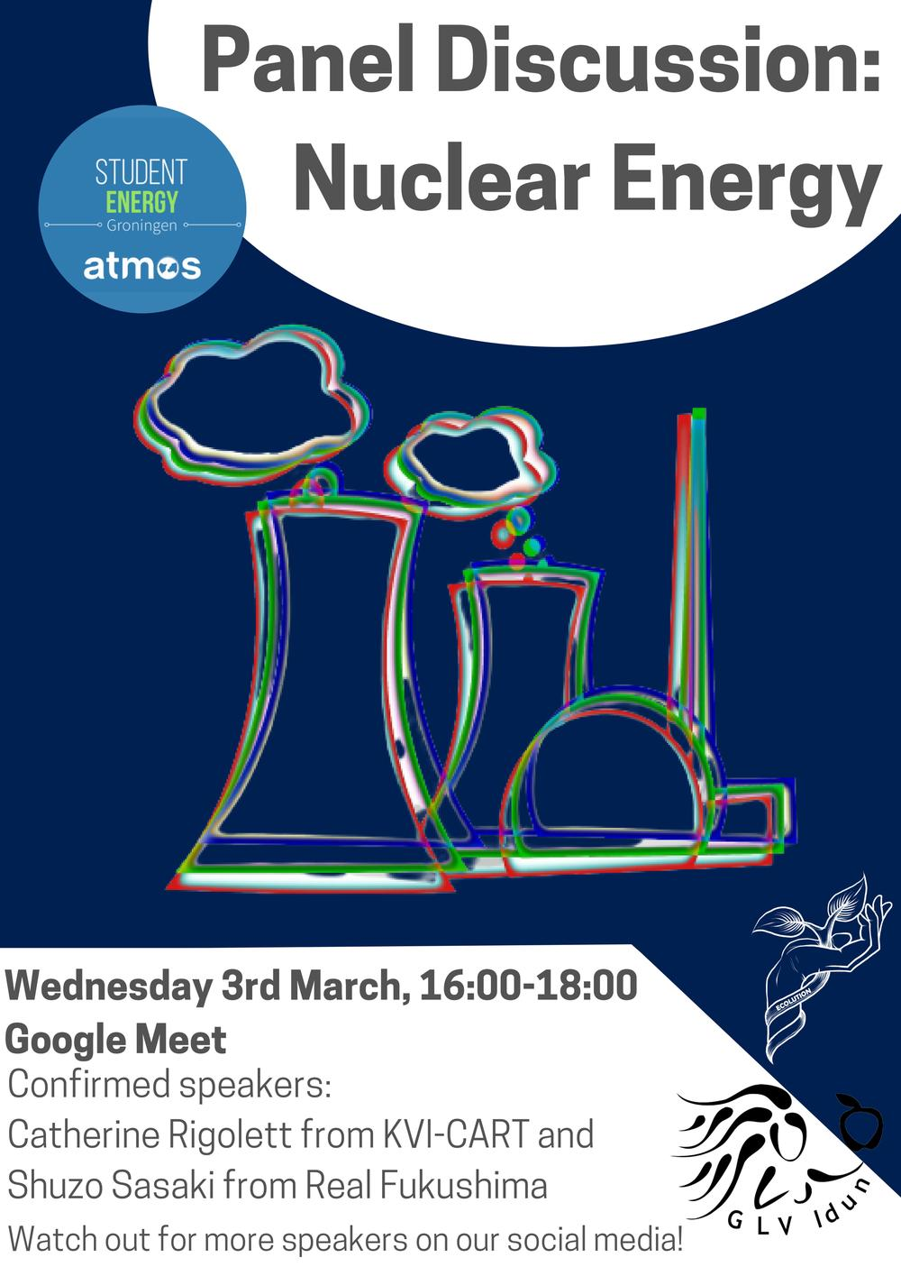 Sustainability Week- Let's talk about Nuclear Energy