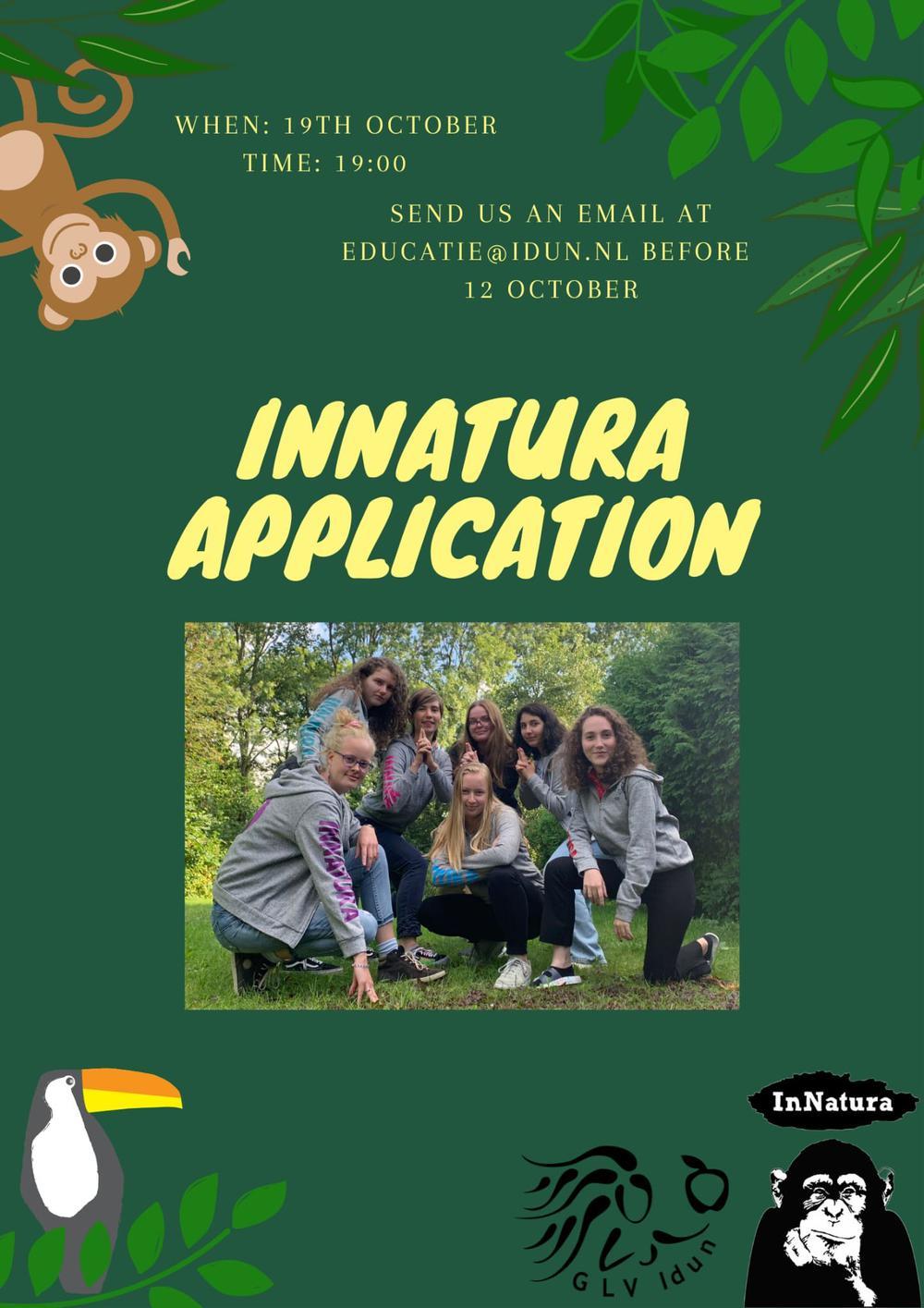 InNatura Applications