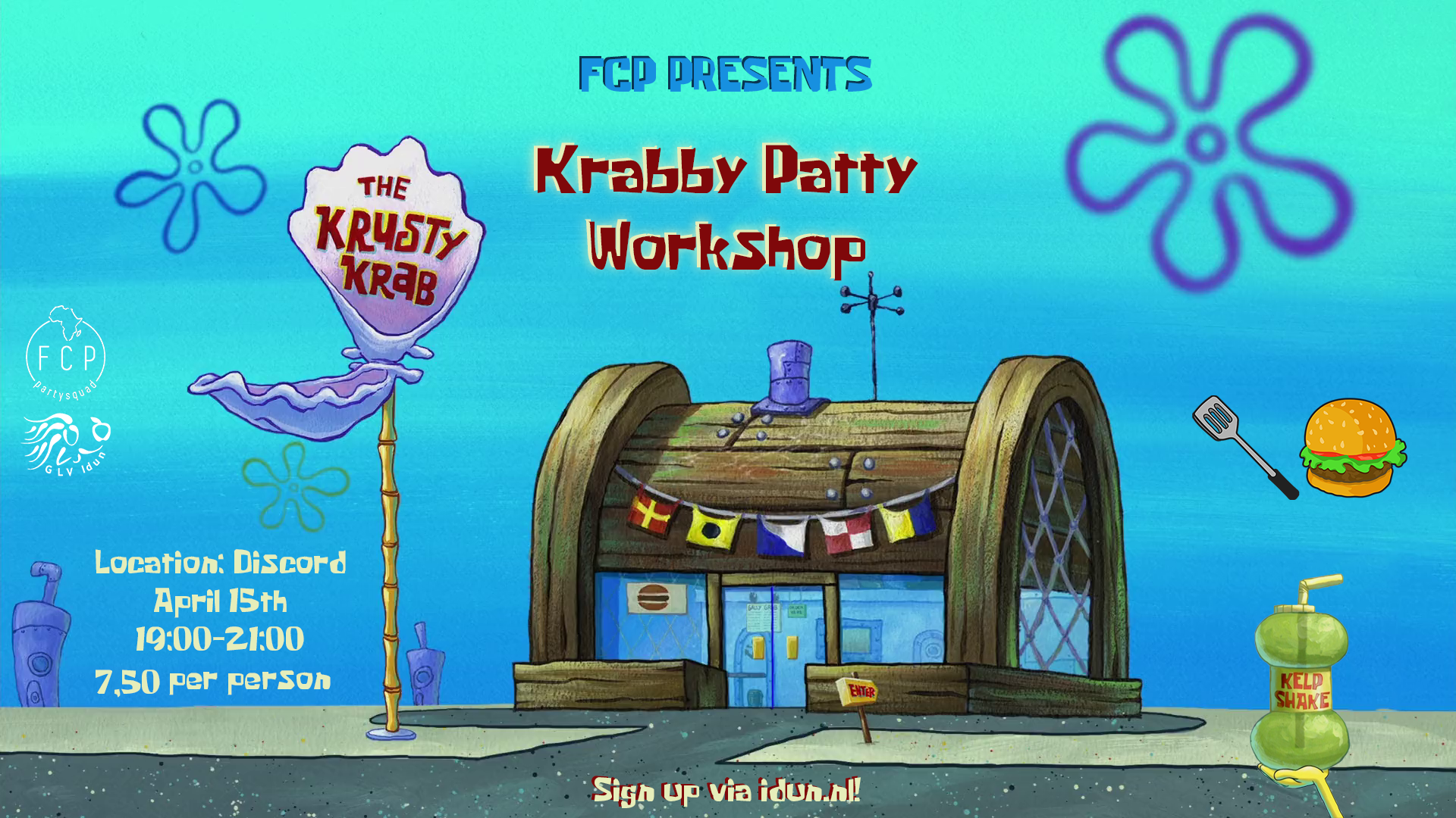 Krabby Patty Workshop