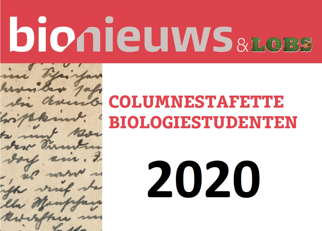 Bionieuws-Columnestafette, Deadline 16 Januari (DUTCH ONLY)