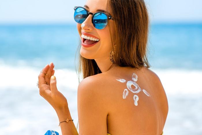 De effecten van de zon op de huid