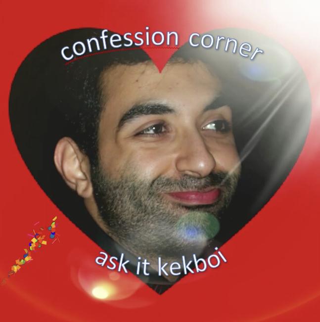 Confession Corner