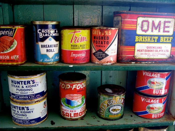 Review: Canned goods